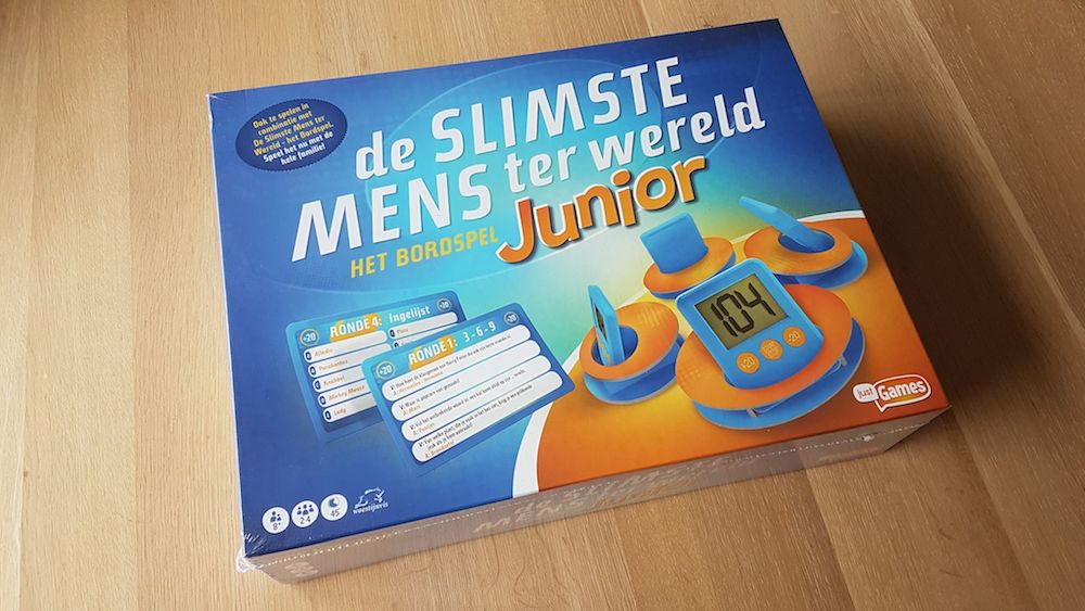 Review De Slimste Mens Ter Wereld Junior